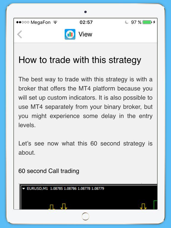 Option binary trading anna
