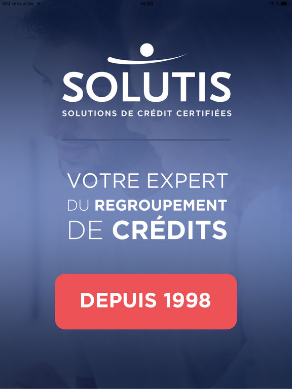 Rachat de cr dits solutis on the app store - Simulation pret travaux cetelem ...