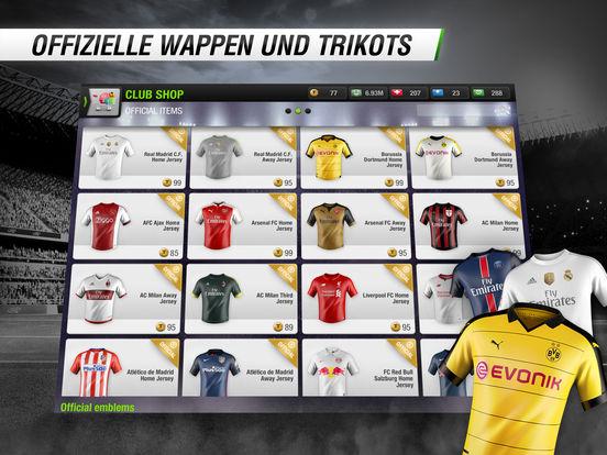 Top Eleven 2016 - werde Fußball Manager Screenshot