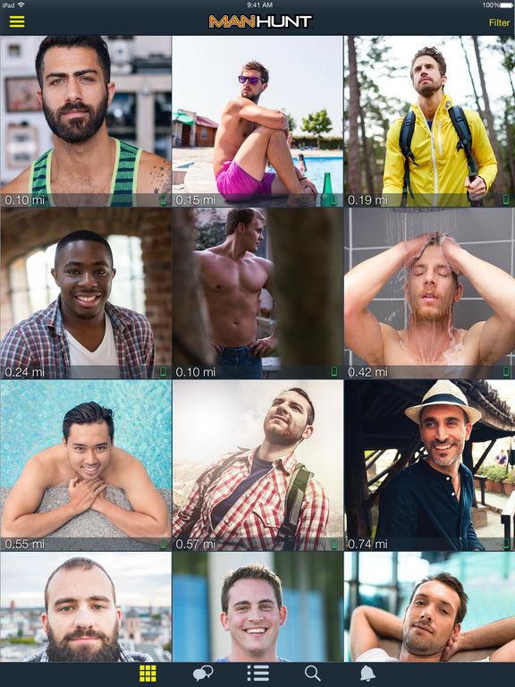 manhunt gay dating app