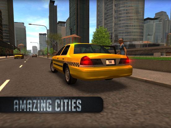 Screenshot 3 Taxi Sim 2016