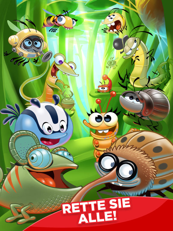 Best Fiends Forever iPhone iPad