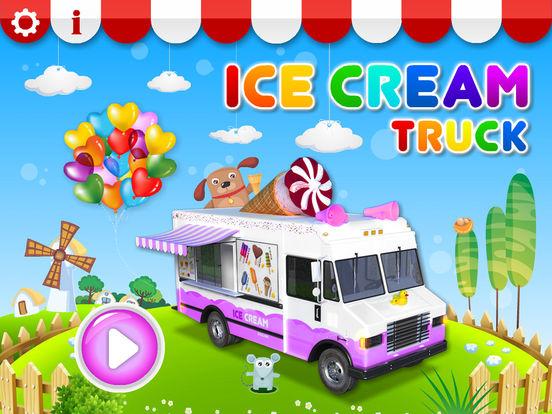Kids Vehicles: Dora Ice Cream Truck! Counting Game Screenshots