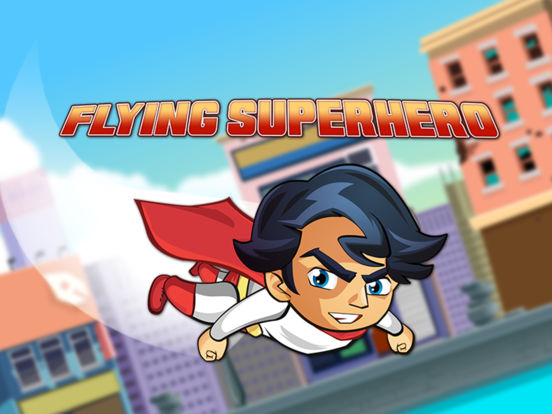 The Flying Superhero Screenshots