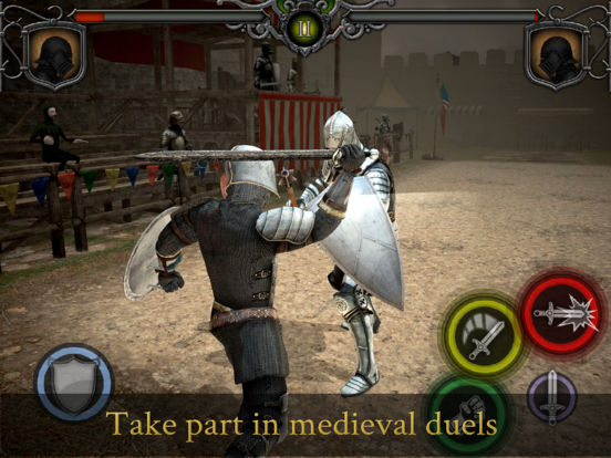 Knights Fight: Medieval Arena iOS Screenshots
