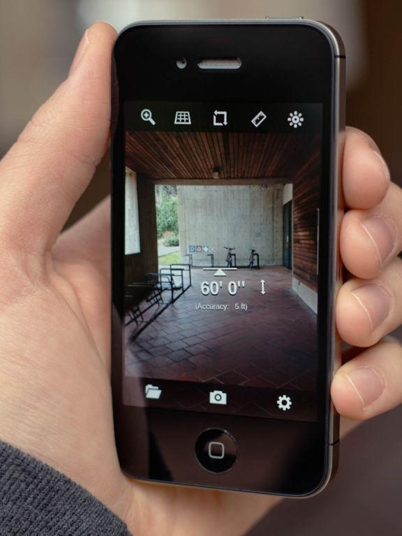 EasyMeasure - Misura con la Fotocamera! Screenshot