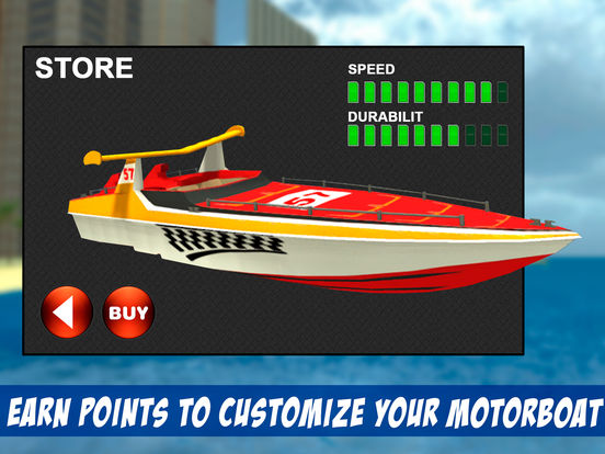 Extreme Boat Racing Fever 3D Full Screenshots