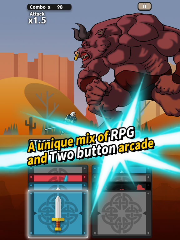 Infinity Duels iOS Screenshots
