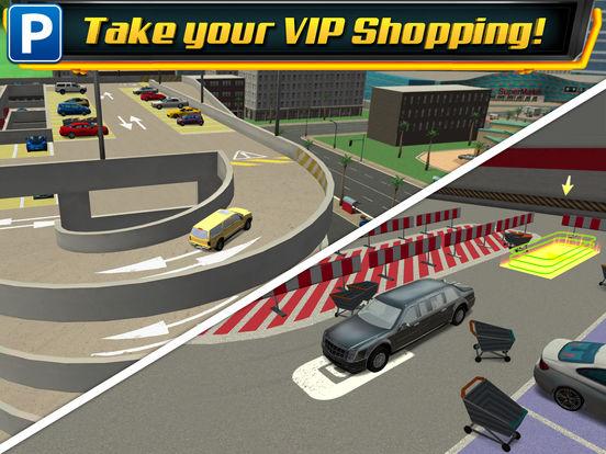 multi level 4 car parking simulator gratuit jeux de voiture de course dans l app store. Black Bedroom Furniture Sets. Home Design Ideas