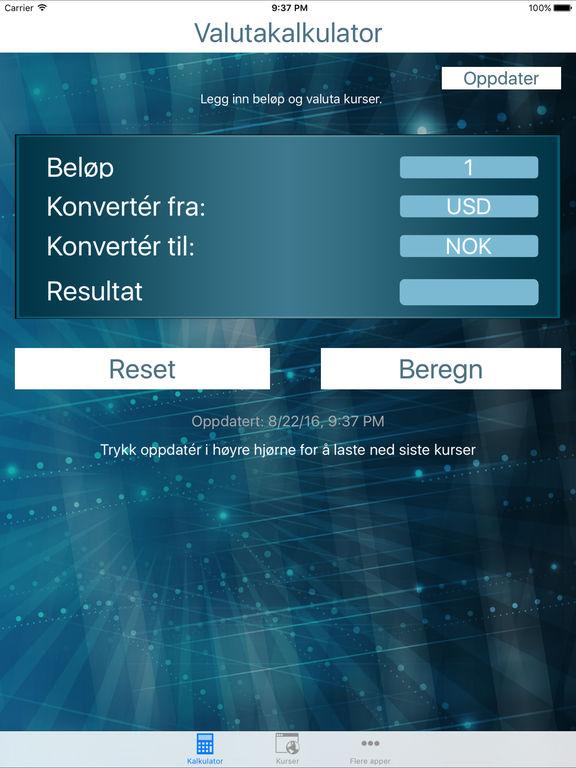 Online konverter valuta