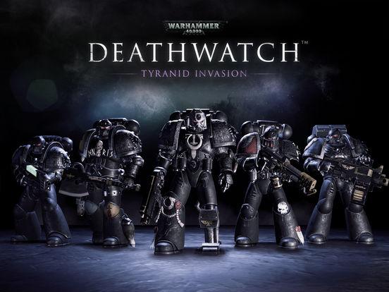 Warhammer 40,000: Deathwatch - Tyranid Invasion Screenshot