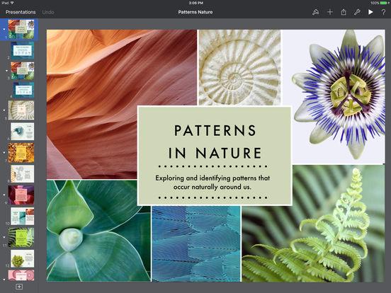 Captura de ecrã do iPad 1