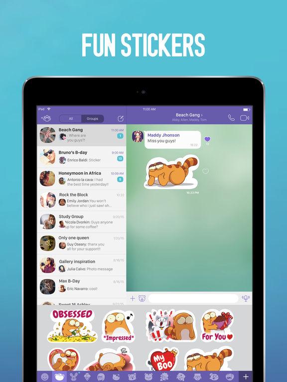 iPad-näyttökuva 3
