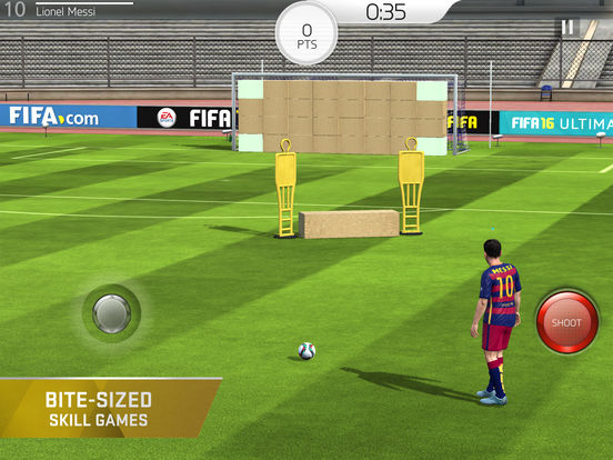FIFA 16 Ultimate Team™ Screenshot