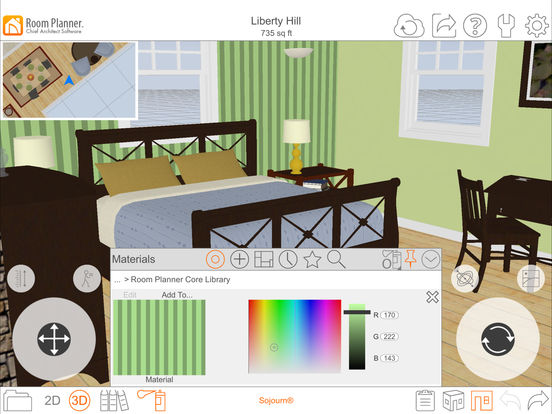 room planner home design app voor iphone ipad en ipod touch