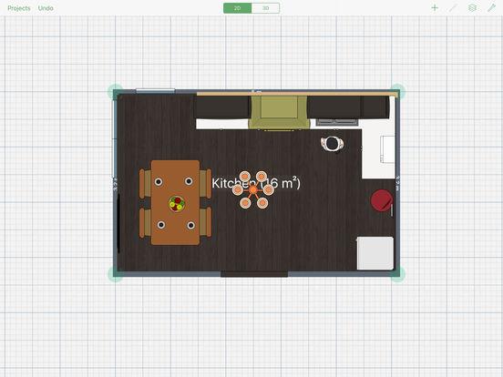 kitchen planner dans l app store