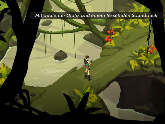 Screenshot 3 Lara Croft GO