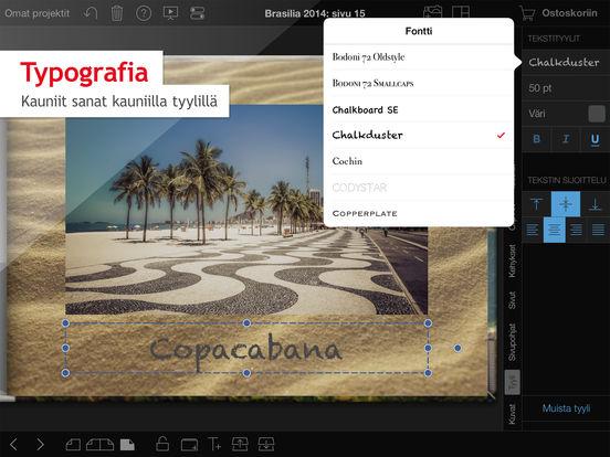 iPad-näyttökuva 5