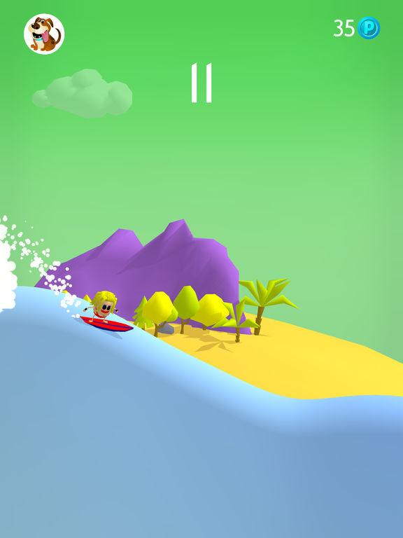 Screenshot 2 Tidal Rider