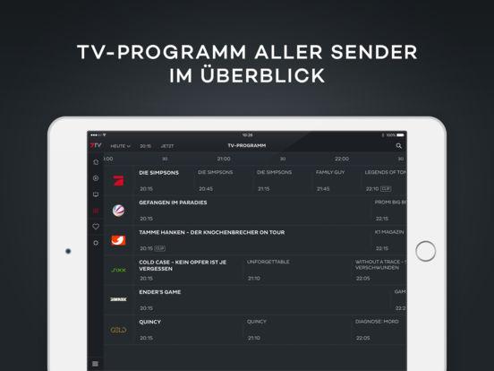 7TV | Mediathek, TV Livestream Screenshot