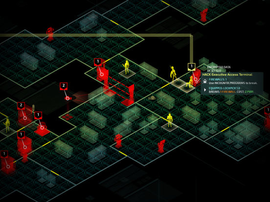 Screenshot 3 Invisible, Inc.