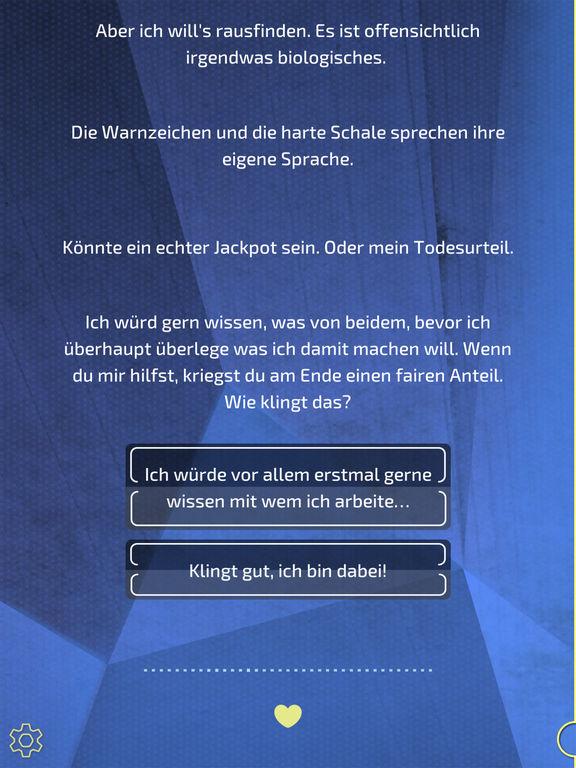 The Virus: Hilferuf iOS