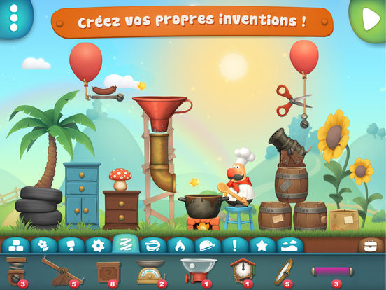 Inventioneers Full Version iPad