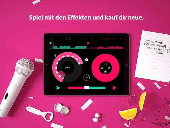 Pacemaker – Musik-Mixes & DJ live selbsterstellt! Screenshot