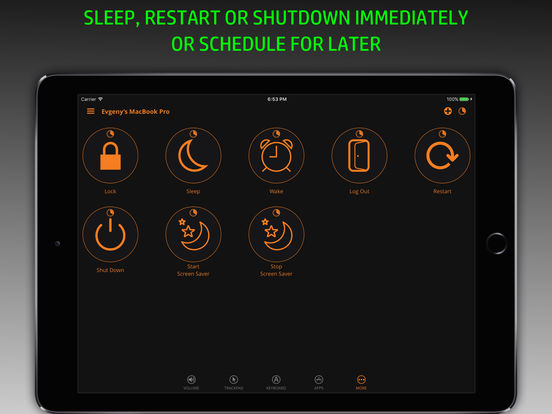 Mac Remote Control, Keyboard and Trackpad [ Pro ] Screenshot