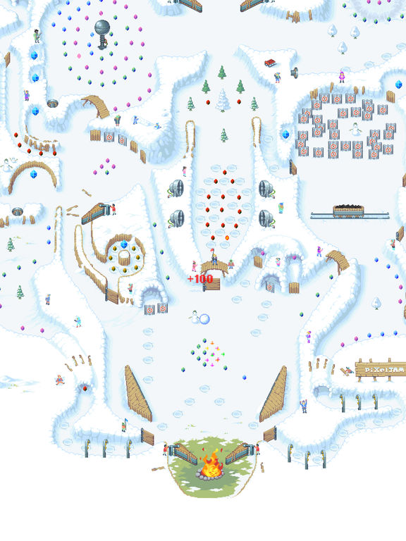 Snowball!! iOS Screenshots