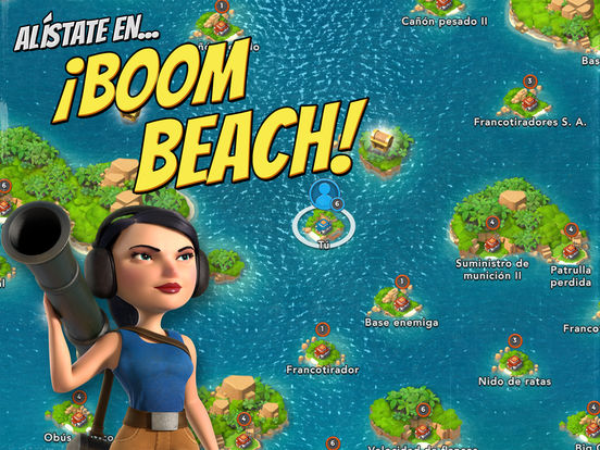 Boom Beach Screenshot