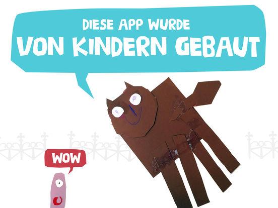 Fiete KinderZoo - Kinder füttern Tiere im Zoo Screenshot