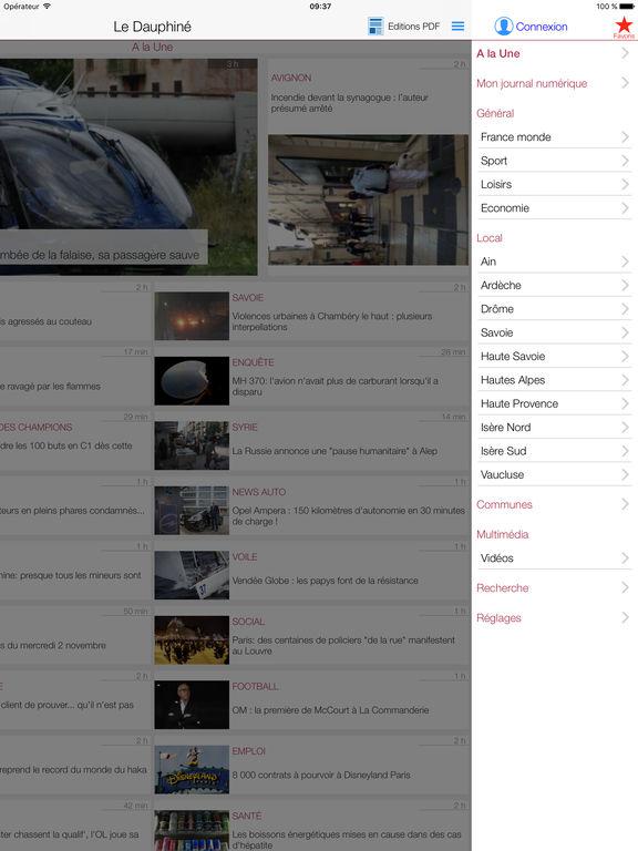 le dauphin lib r dans l app store. Black Bedroom Furniture Sets. Home Design Ideas