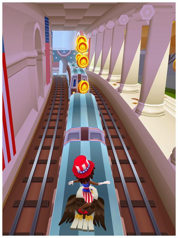 subway surfen spielen