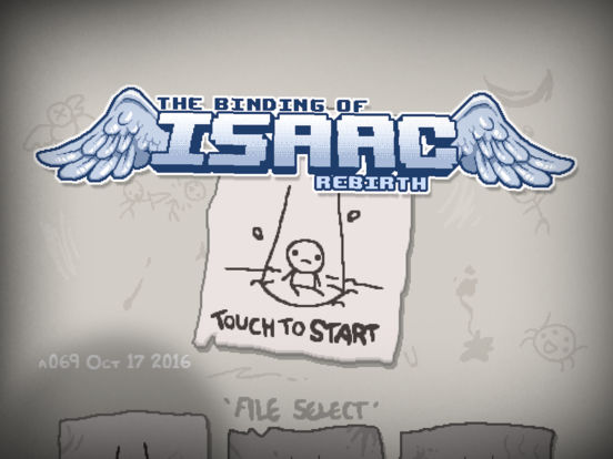 The Binding of Isaac: Rebirth iOS Screenshots