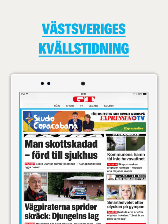 aftonbladet mobil app android Arvika