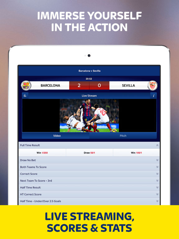 sky sports bet app
