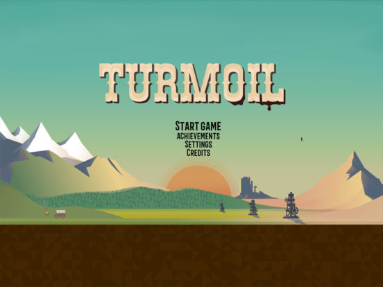 Turmoil iOS Screenshots
