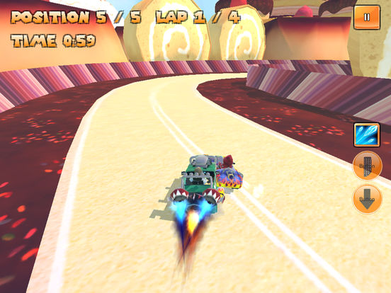 Fairytale Kart Race Screenshots