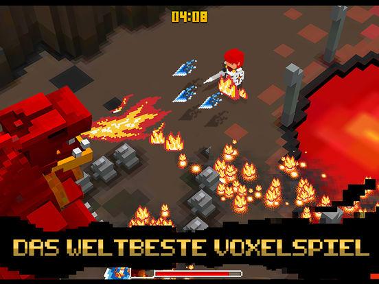 Cube Knight : Battle of Camelot iOS Screenshots