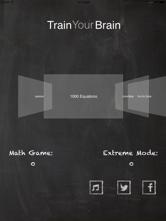 Train Your Brain Screenshots