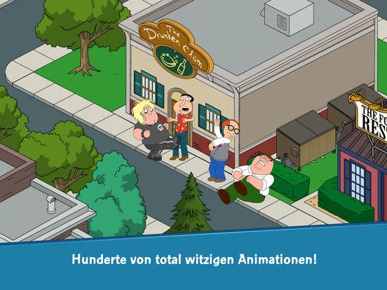 Family Guy: Mission Sachensuche Screenshot