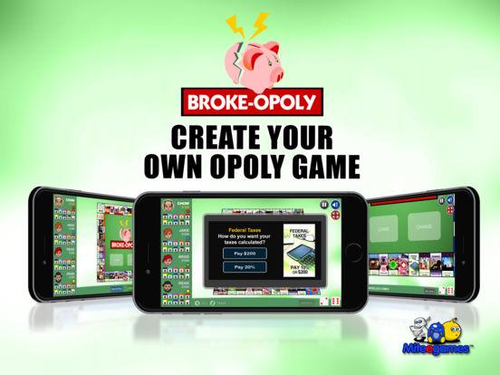 Broke - Opoly Screenshots