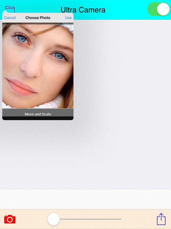 Super-Kamera Ultra-high Pixel Camera (Paid) Screenshot