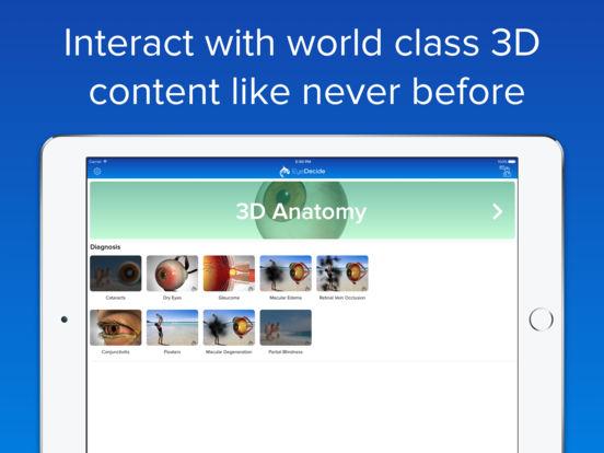 Eye Decide - Education & Engagement Screenshot