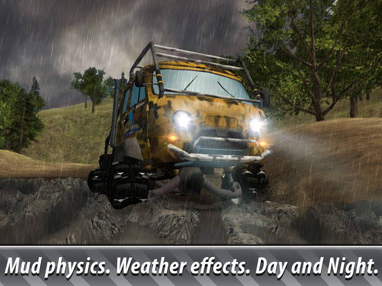 Russian SUV Offroad 3D Full Screenshots