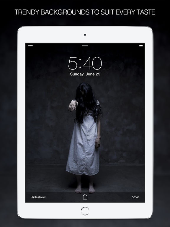 Horror Wallpapers – Horror Arts & Demon Wallpaper Screenshot