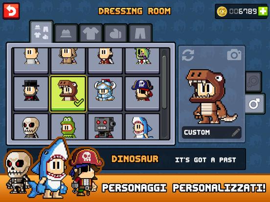 Dan The Man Screenshot