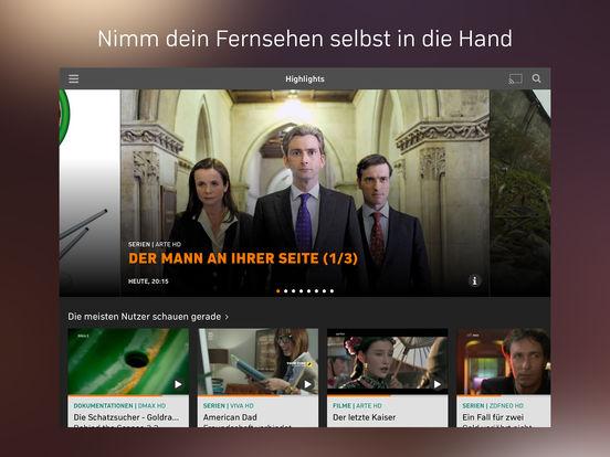 Zattoo TV Screenshot