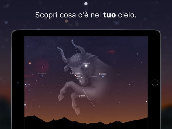 Sky Guide – mappa stellare Screenshot